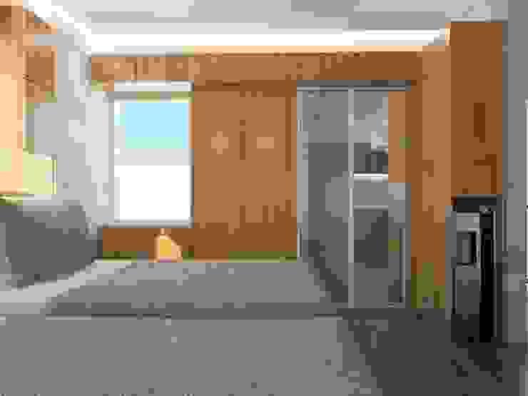 Kamar Tidur 2 Oleh Tatami design
