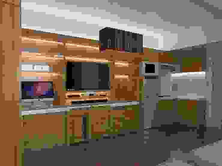 Ruang Santai Oleh Tatami design