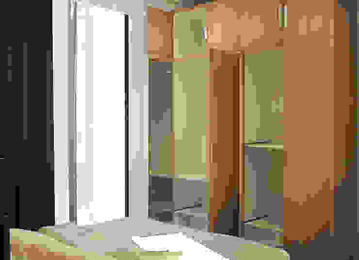 Design awal Kamar tidur 2 Oleh Tatami design