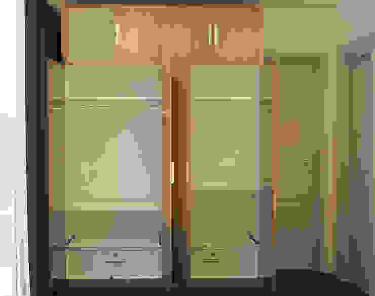 Design awal Kamar tidur 3 Oleh Tatami design