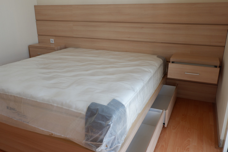 Bedroom Oleh Tatami design