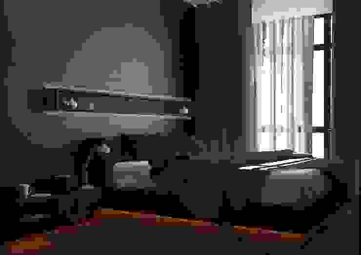 Bedroom 2 Oleh Tatami design