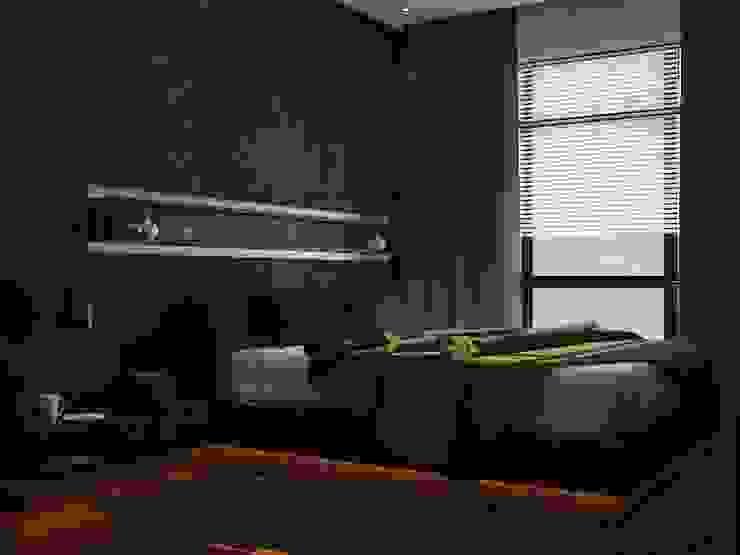 Bedroom 3 Oleh Tatami design