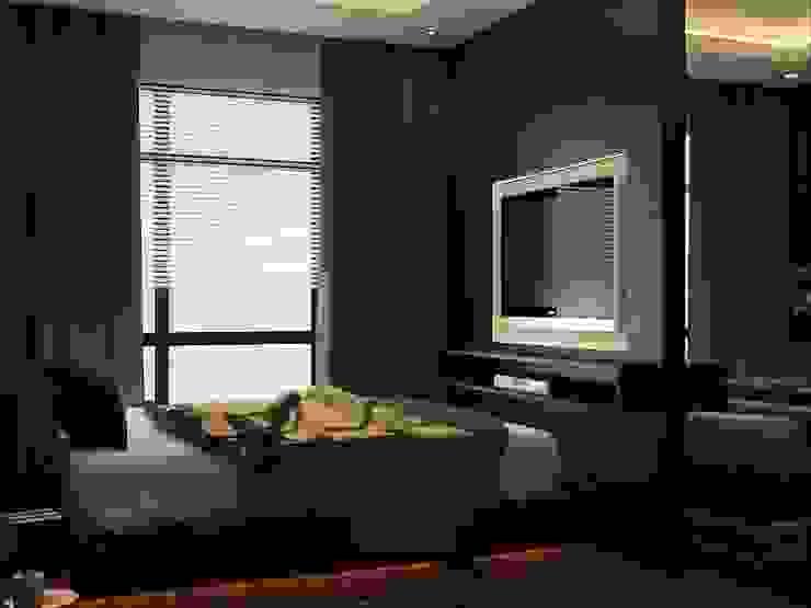 Bedroom tampak samping 1 Oleh Tatami design