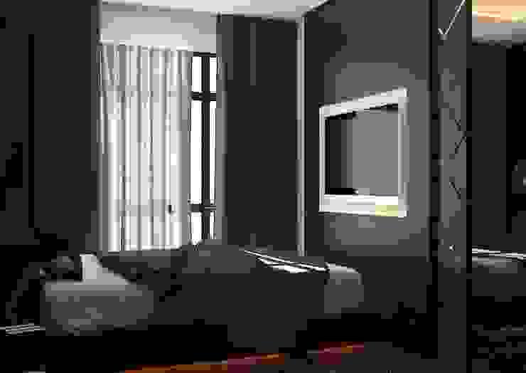 Bedroom tampak samping 3 Oleh Tatami design