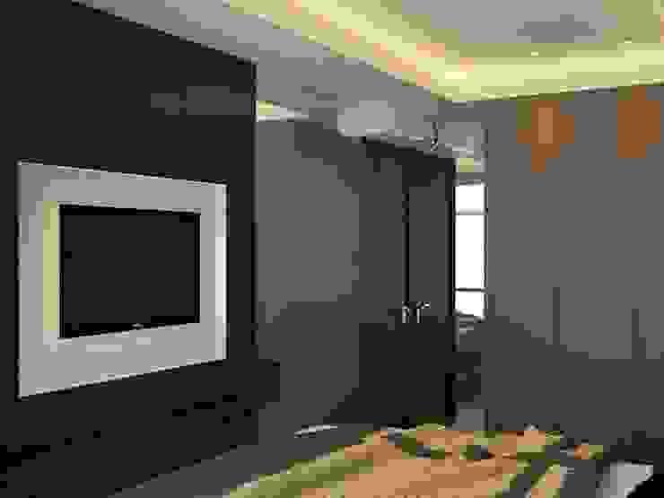 Bedroom Oleh Tatami design
