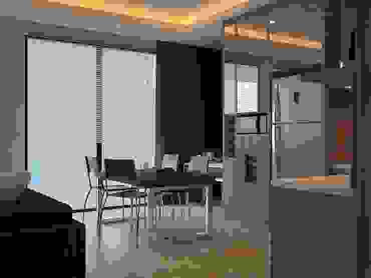 Dining Area Oleh Tatami design