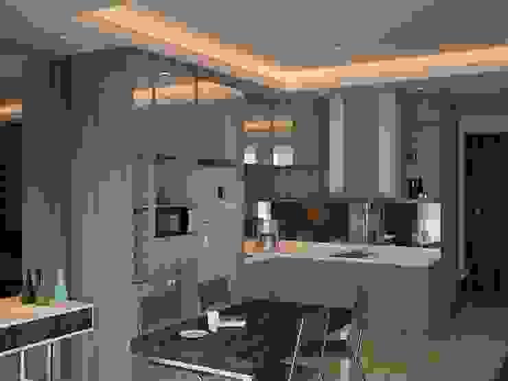 Kitchen Area 4 Oleh Tatami design