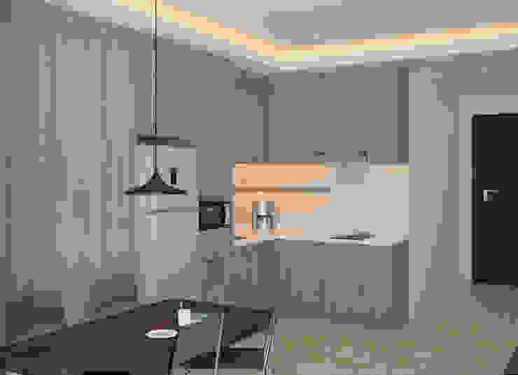 Kitchen Area 6 Oleh Tatami design