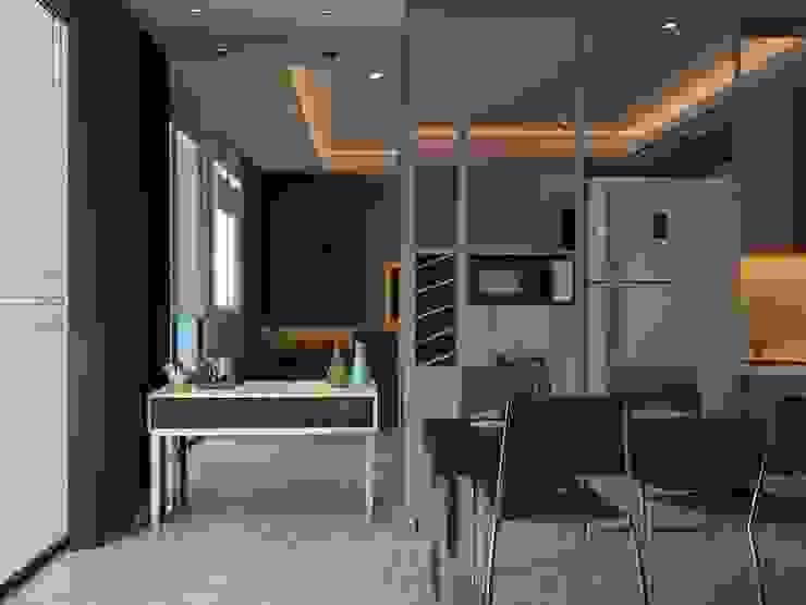 Dining Area 1 Oleh Tatami design