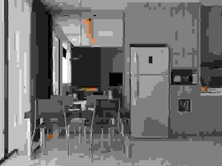 Dining Area 2 Oleh Tatami design