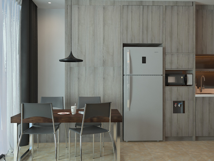 Dining Area 3 Oleh Tatami design