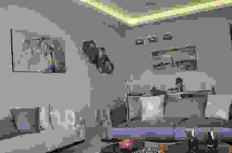 Paisajismo de interiores de estilo  por Mimayris Proje ve Yapı Ltd. Şti.