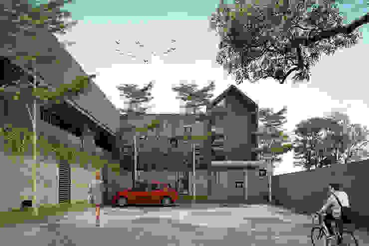 samarinda homestay Oleh midun and partners architect