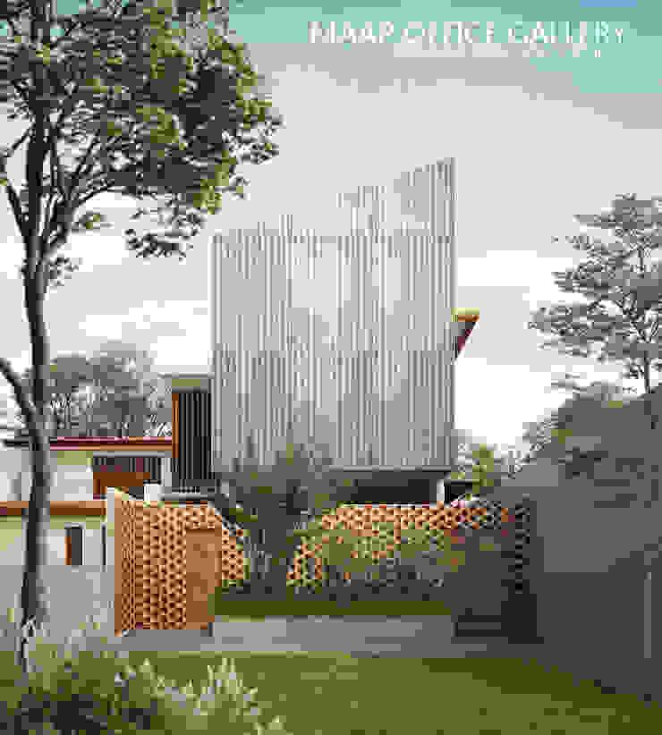 rajawali house Rumah Modern Oleh midun and partners architect Modern
