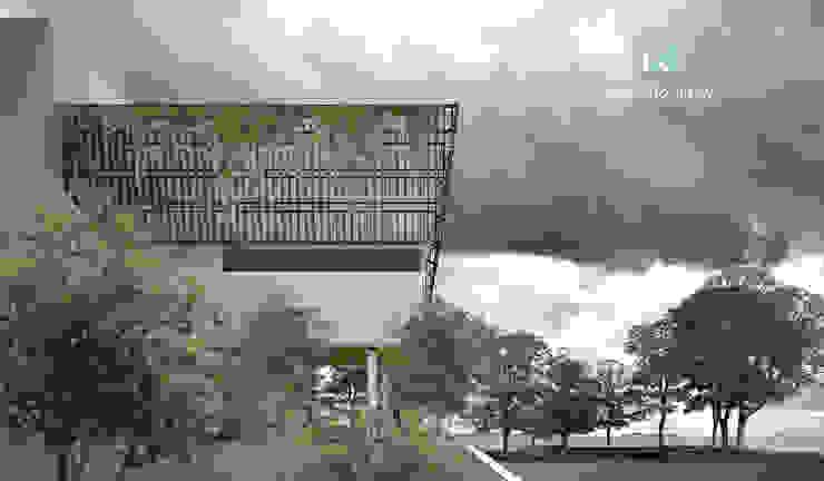 griyo jawi Oleh midun and partners architect