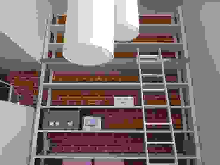 Loft Sucre F4 ESTUDIO DE CREACIÓN JOSEP CANO, S.L. Estudios y despachos de estilo moderno