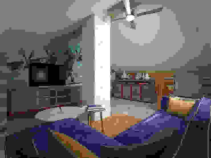 студия Виталии Романовской Country style living room