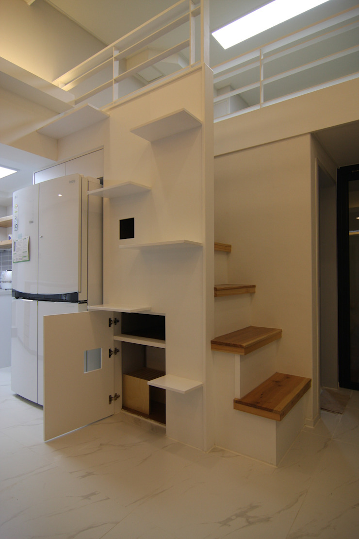 고양이가 쉴 수 있는 집 by IDA - 아이엘아이 디자인 아틀리에 모던