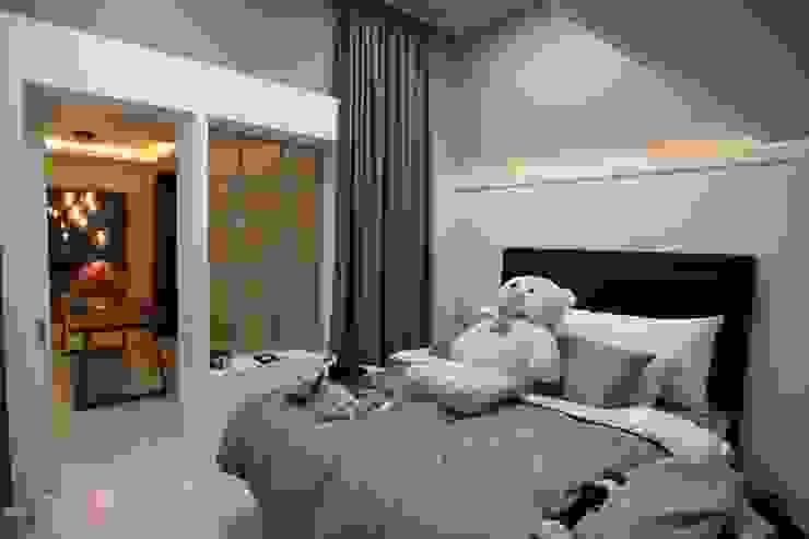 침실인테리어 모던스타일 침실 by IDA - 아이엘아이 디자인 아틀리에 모던