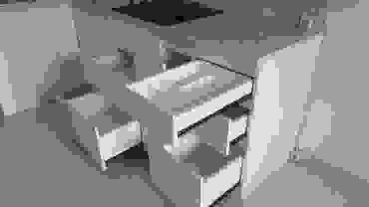 Kabinet Laci Oleh Tatami design Minimalis