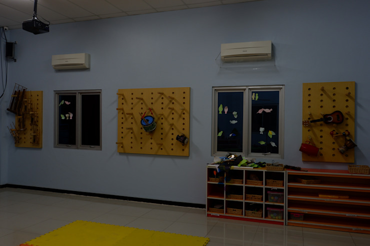 Music Classroom – BSD Bangunan Kantor Minimalis Oleh Tatami design Minimalis