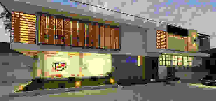 S House Oleh Hafiz Nazmi Archistudio