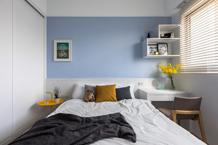 六木設計의  침실