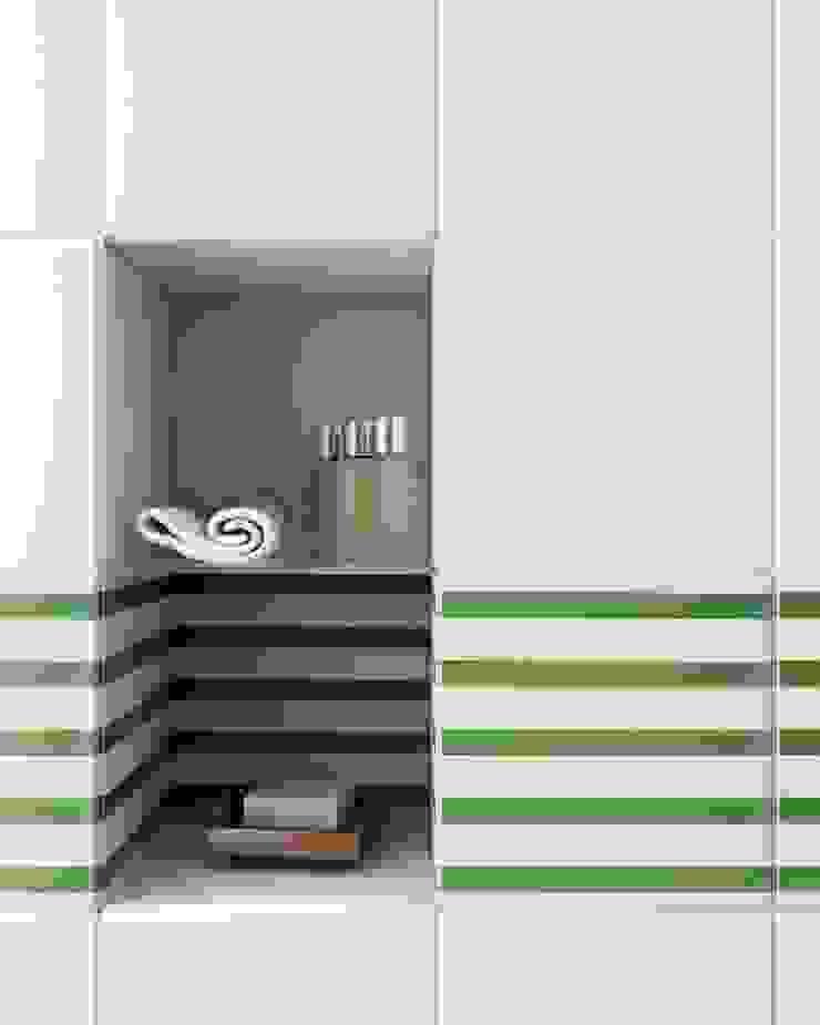 CERAMICHE MUSA Modern Bathroom Ceramic Green