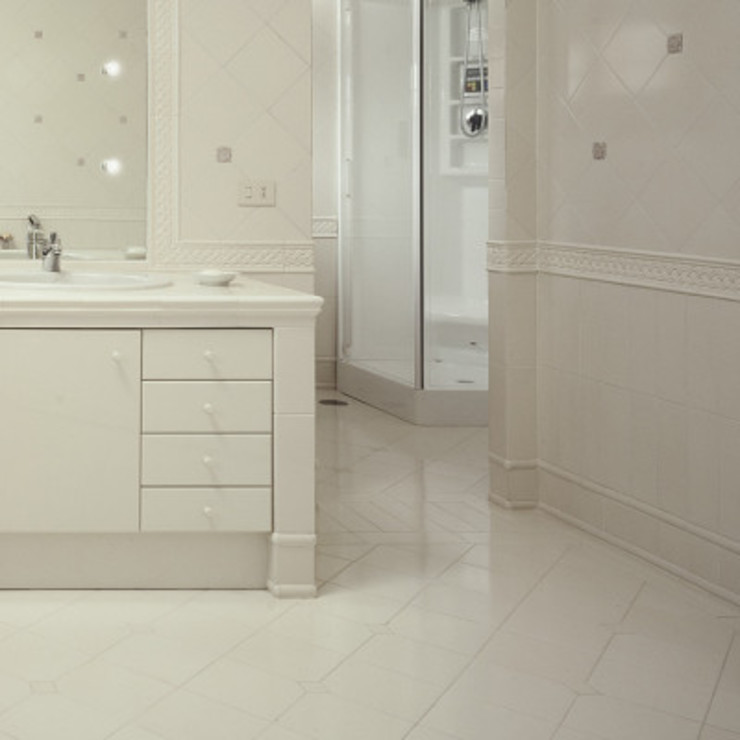 Modern bathroom by CERAMICHE MUSA Modern سرامک