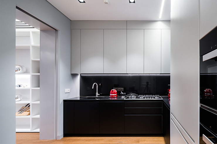 Classic style kitchen by AGi architects arquitectos y diseñadores en Madrid Classic