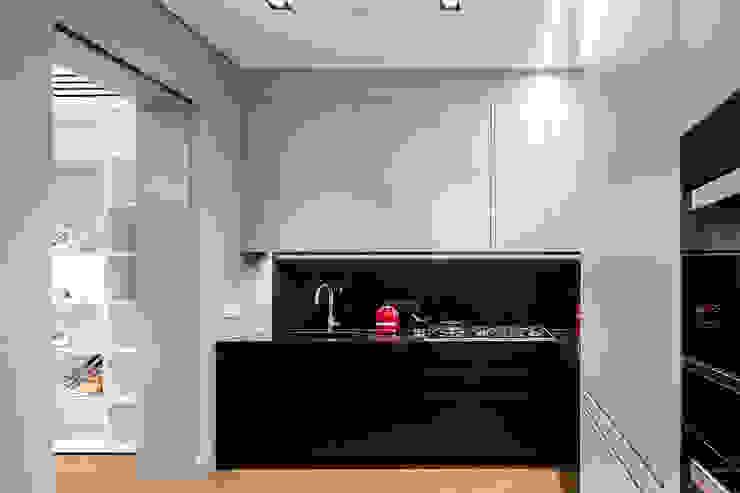 Cocinas de estilo clásico de AGi architects arquitectos y diseñadores en Madrid Clásico