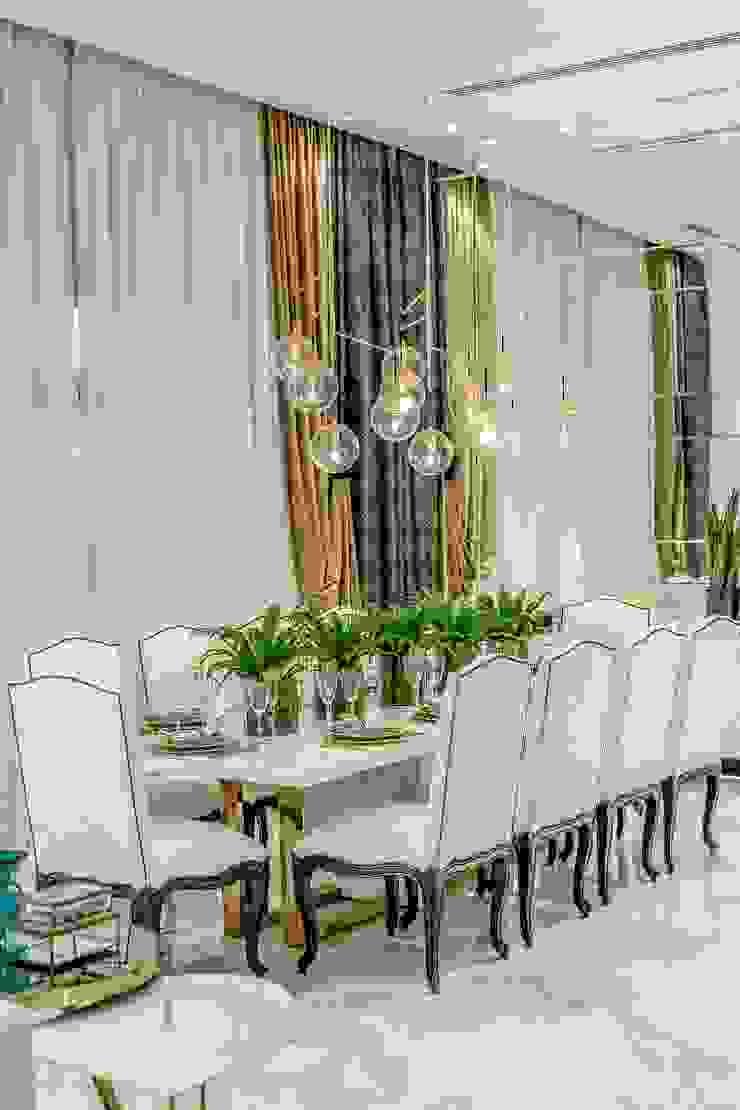 Klasik Yemek Odası Spengler Decor Klasik