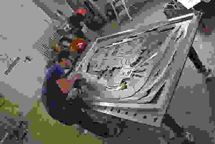Edelstahl Atelier Crouse: