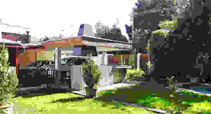 m2 estudio arquitectos - Santiago Garden Shed