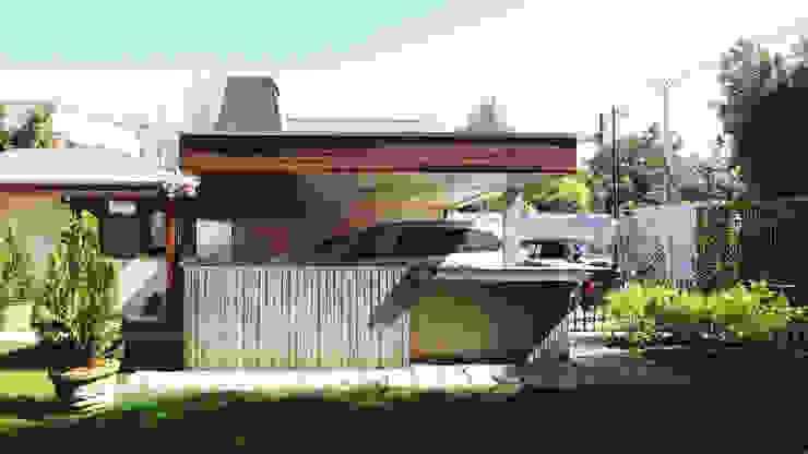 m2 estudio arquitectos - Santiago Mediterranean style houses