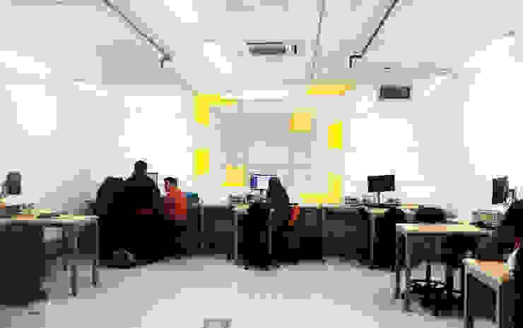 Arquitectura interior de Quinta Fachada Studio ¡Tú lo sueñas y nosotros lo proyectamos! Minimalista