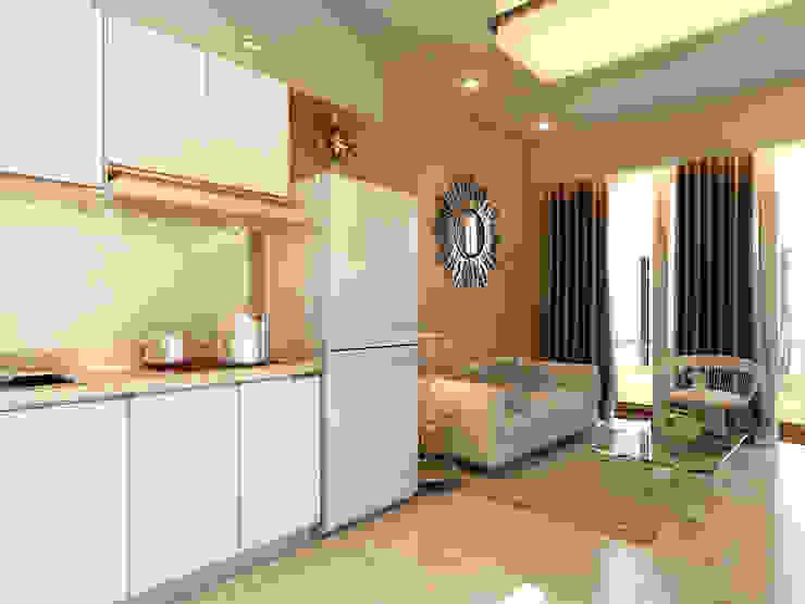 modern  by iaplus studio, Modern
