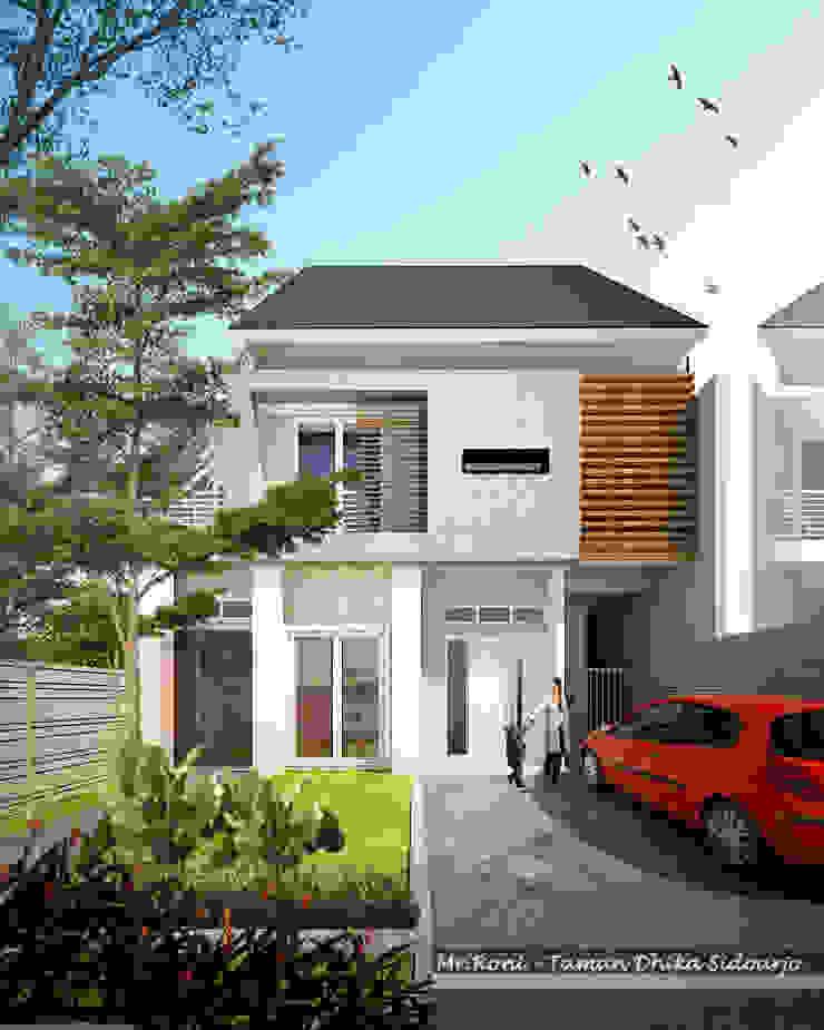 RN HOUSE Rumah Minimalis Oleh midun and partners architect Minimalis