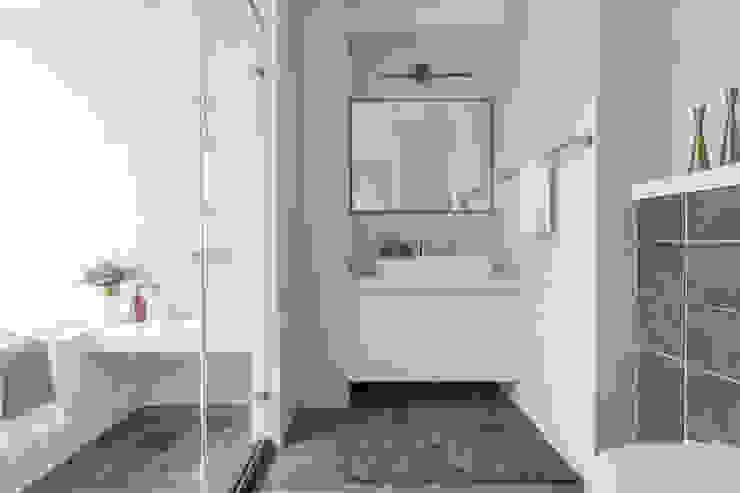 主衛浴 存果空間設計有限公司 現代浴室設計點子、靈感&圖片