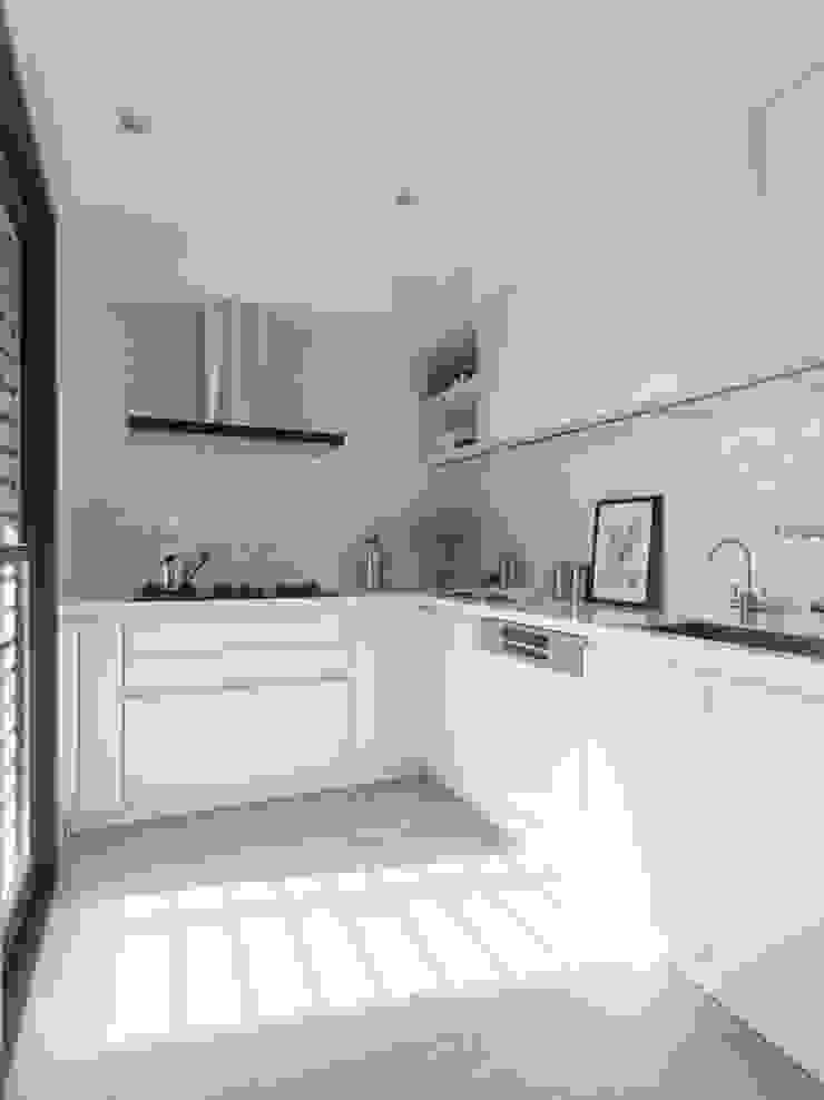 廚房 存果空間設計有限公司 現代廚房設計點子、靈感&圖片