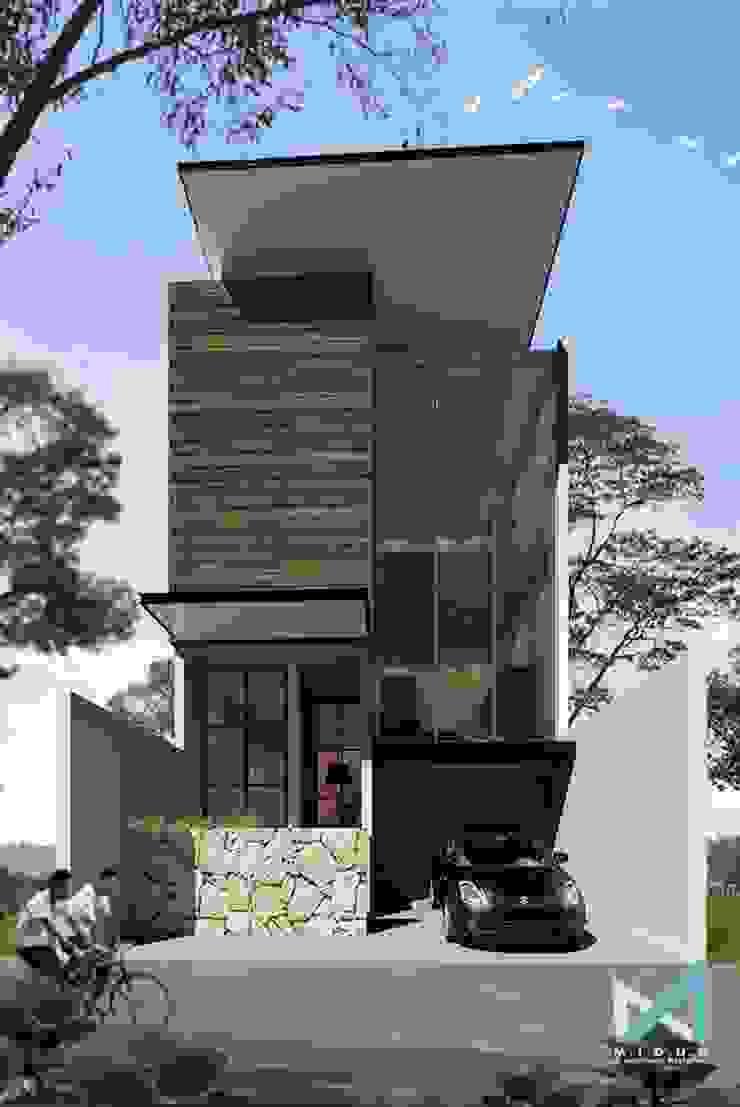 ER HOUSE Rumah Tropis Oleh midun and partners architect Tropis