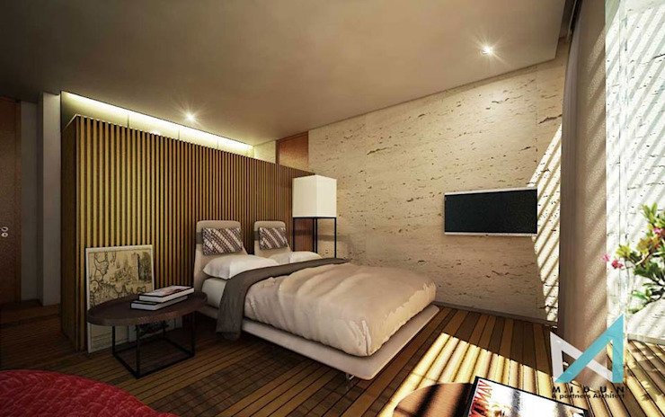 BSD HOUSE Oleh midun and partners architect Eklektik