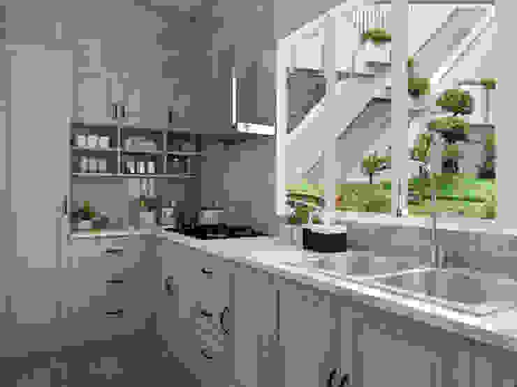Kitchen Set:  Dapur by PT. Leeyaqat Karya Pratama