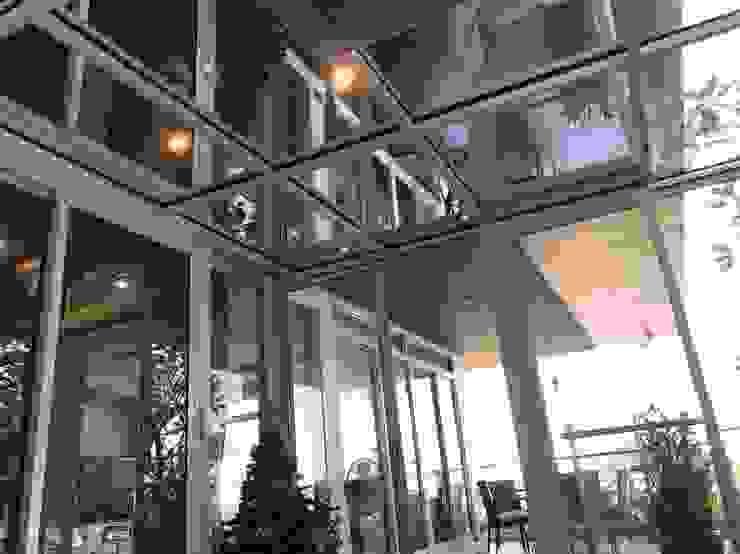 ห้องและหลังคากระจก วัสดุคุณภาพดี โดย ภูมิศิริ เกลซ เทค