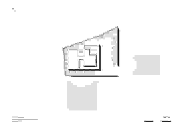 Brick House: Lee Jae Architects의 현대 ,모던