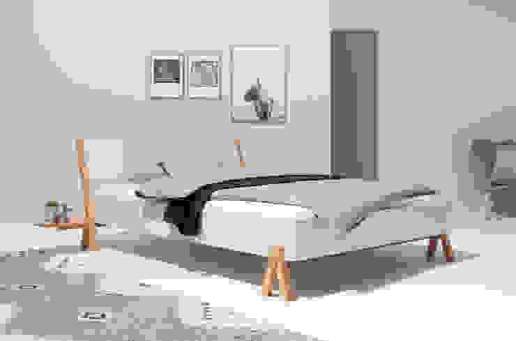 studio michael hilgers ห้องนอนเตียงนอนและหัวเตียง