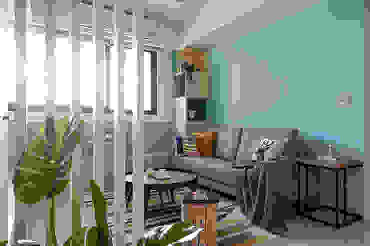 溫馨成家-及第好悅 根據 富亞室內裝修設計工程有限公司 北歐風 木頭 Wood effect
