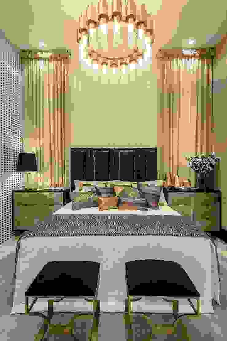 Eklektik Yatak Odası Spengler Decor Eklektik