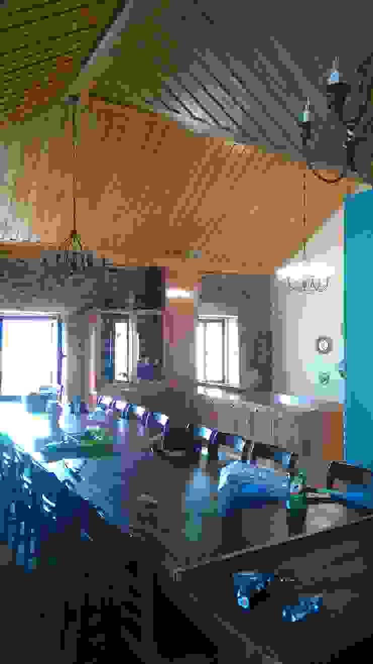 Home Recover Cocinas de estilo rústico Madera Acabado en madera